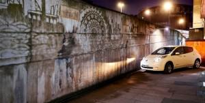 """Le système """"Leaf to home"""" au service de l'art urbain"""