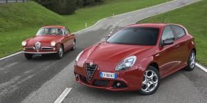 Très prochainement : nouvelle Alfa Romeo Giulietta Sprint : la légende se perpétue