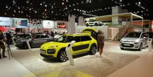 Citroën au Mondial de Paris : objectif atteint