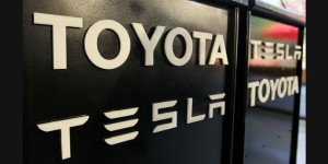 Toyota cède une partie de ses actions Tesla