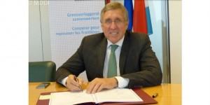 Signature du traité Benelux relatif à la coopération transfrontalière en matière d'inspection du transport routier