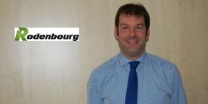 Jacques Rodenbourg, Gérant du Groupe Rodenbourg