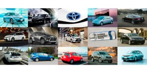 Les ventes mondiales de Toyota hybrides passent le cap des 7 millions d'exemplaires