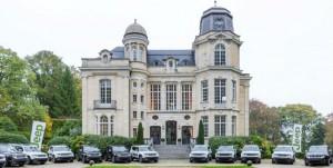 Livraison des premiers exemplaires de la nouvelle Jeep®  Renegade aux distributeurs luxembourgeois