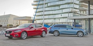 Mazda augmente son bénéfice au premier semestre