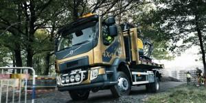 Le nouveau Volvo FL avec transmission intégrale – à l'aise dans toutes les conditions