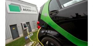 100 millions d'euros d'investissement de Daimler pour son site de production de batteries lithium-ion