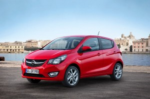 La nouvelle Opel KARL : petite, ravissante, vraiment remarquable !