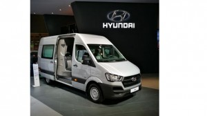 Hyundai au salon du véhicule industriel IAA