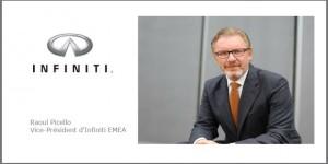Raoul Picello nommé Vice-Président d'Infiniti EMEA