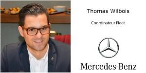 Thomas Wilbois – Coordinateur Fleet de Mercedes-Benz Luxembourg