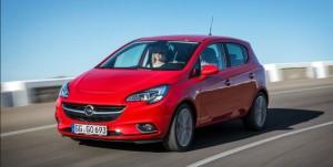 Navi 4.0 IntelliLink : navigation intégrée et système OnStar complet sur les Opel KARL, ADAM et Corsa