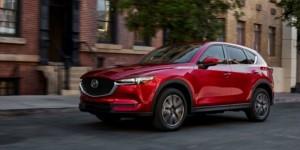 Mazda décroche le prix Top Safety Pick + 2017 de l'IIHS