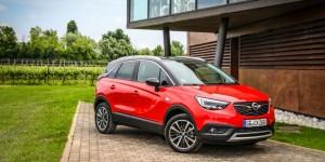 Sécurité d'abord : nouvelles aides à la conduite pour l'Opel Crossland X