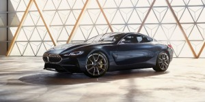 BMW au Salon IAA 2017 à Francfort