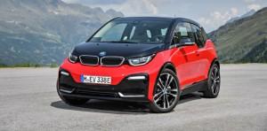 BMW Group en tête des véhicules électrifiés
