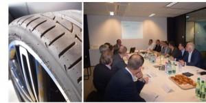 Les pneumatiques au centre de la prochaine Table des Experts