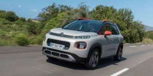 Essai Citroën C3 Aircross: sympatique et pratique