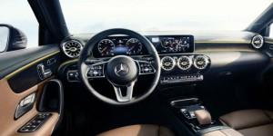 Mercedes dévoile une (première) image de sa nouvelle Classe A