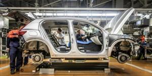 Lancement de la production du tout premier SUV compact premium de Volvo Cars en Belgique