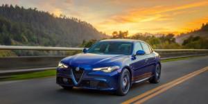 L'Alfa Romeo Giulia reçoit le titre de Voiture de l'Année 2018 décerné par le magazine Motor Trend