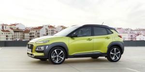 Le tout nouveau KONA de Hyundai.