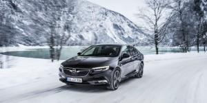 Plaisirs d'hiver : ne plus craindre la neige et le verglas avec Opel