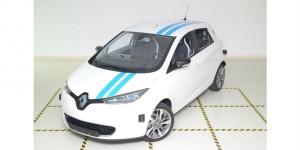 Le Groupe Renault dévoile un système autonome d'évitement aussi efficace que les réflexes des pilotes professionnels