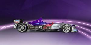 DS Virgin Racing dévoile sa nouvelle monoplace pour la saison 2017/2018 de la formula E