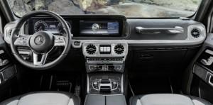 La nouvelle Mercedes-Benz Classe G