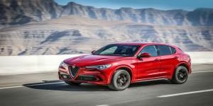 Lancement de l'Alfa Romeo Stelvio Quadrifoglio