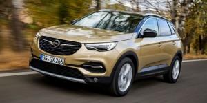 Véhicule fort, moteur puissant : le nouvel Opel Grandland X désormais disponible avec un diesel très dynamique