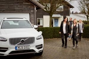 Développement de voitures autonomes : Volvo Cars fait appel à des familles suédoises