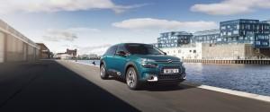 La nouvelle C4 Cactus présente au garage Petrymobil Citroën de Junglinster