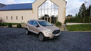 Link2fleet a testé le nouveau Ford EcoSport