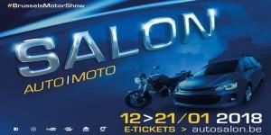 Du nouveau pour le Brussels Motor Show 2018
