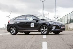 L'Ioniq meilleur véhicule électrique pour la 2e année consécutive