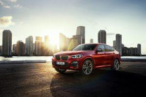 BMW présente la nouvelle BMW X4