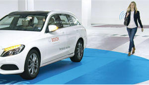 Bosch crée une division dédiée aux services de mobilité connectés