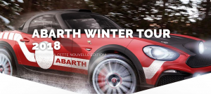 Winter Tour 2018 ABARTH avec Autopolis