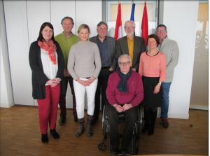 Une réunion constructive entre François Bausch et l'Association des victimes de la route