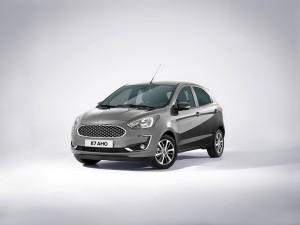 Nouvelle gamme Ford KA+ avec crossover Ka+ Active