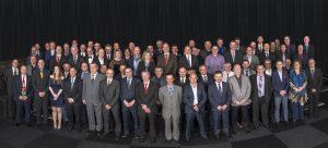 Les festivités Goodyear Luxembourg pour ses jubilaires 2017