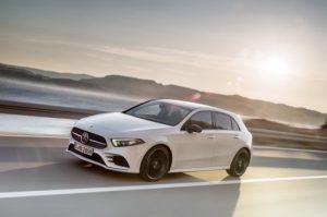 Présentation de la nouvelle Mercedes-Benz Classe A