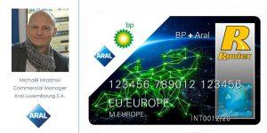 BP + Aral Luxembourg : le 1er réseau de stations-service au Luxembourg !