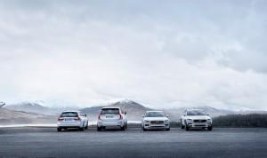 Les ventes mondiales de Volvo Cars progressent de 22,4 % en janvier 2018
