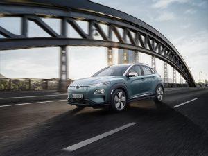 Lancement du nouveau Kona électrique de Hyundai