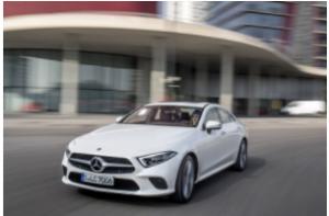 Essai Mercedes CLS : la grande routière qui rend zen