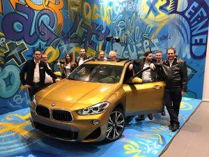 BMW Schmitz présente la nouvelle X2