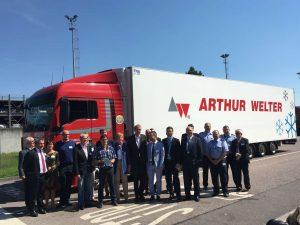 Le Luxembourg lance la lettre de voiture électronique